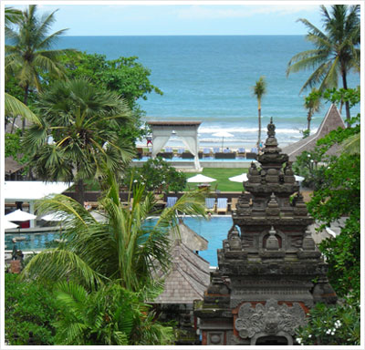 Bali Hotels - Bali Garden Beach Resort
