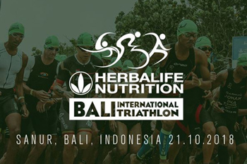 HERBALIFE BALI INTERNATIONAL TRIATHLON