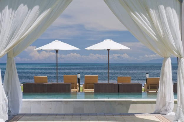 1 - Beach Pool View To Kuta Beach_p1