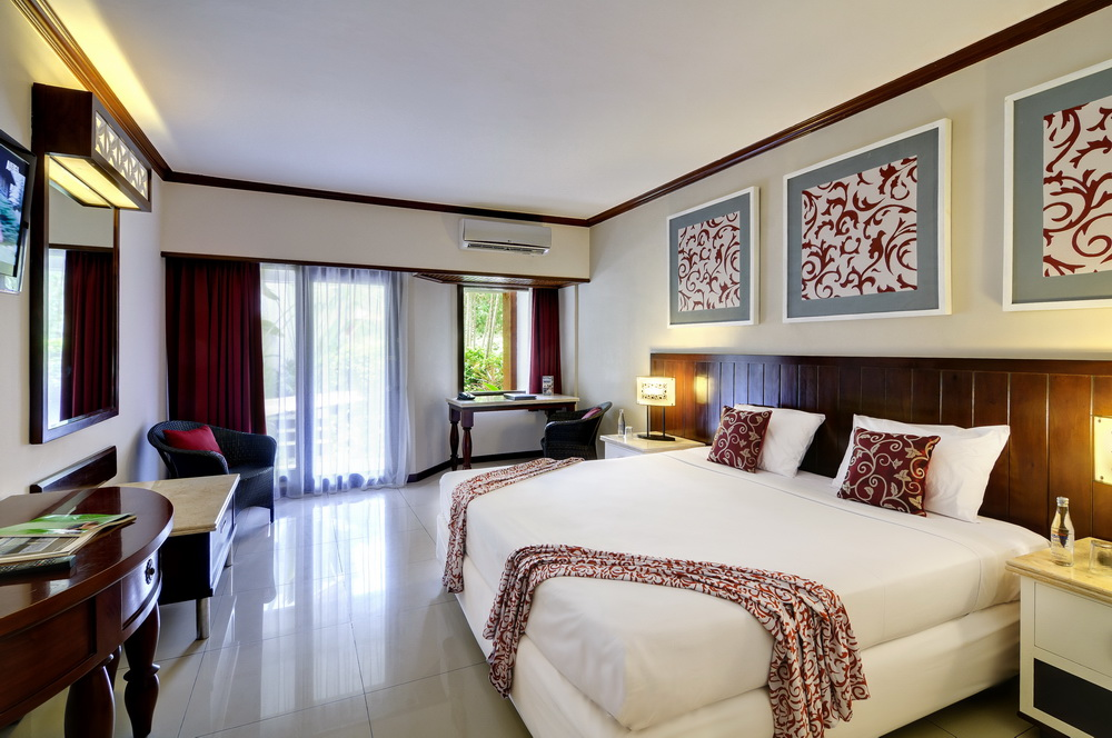 Deluxe Room Bali Garden Beach Resort A Hotel