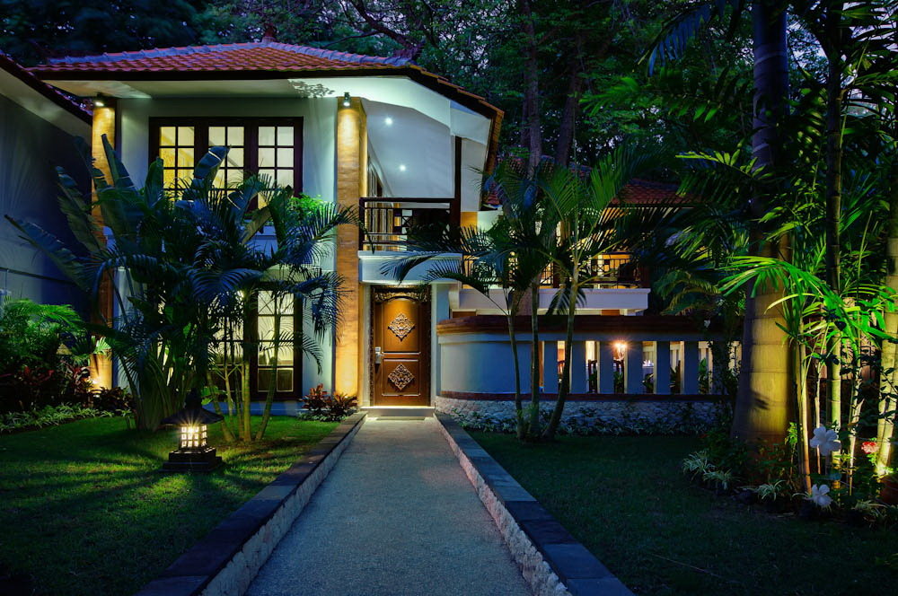 Garden villa bali garden beach resort a hotel for Gardens and villa