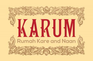 karum - kare and naan in kuta