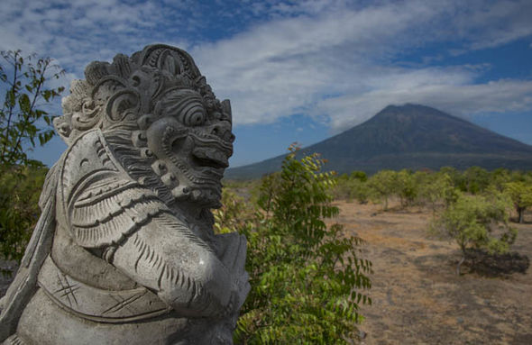 Bali Volcano Update Mount Agung News Eruption Latest Bali Garden